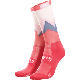 Löffler Style Socks, sunrise